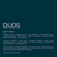 Duos: Europa, America, Japan, 1984-1990 (3枚組アナログレコード)