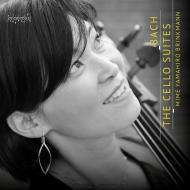 無伴奏チェロ組曲 全曲 ミメ・ヤマヒロ・ブリンクマン(2CD)