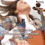 無伴奏チェロ組曲 全曲 エマニュエル・ベルトラン(2CD)
