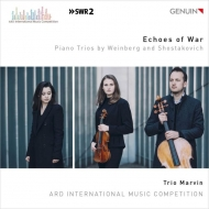 Piano Trio: Trio Marvin +shostakovich: Piano Trio, 2,