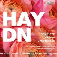 ロンドン交響曲集 アダム・フィッシャー&オーストリア・ハンガリー・ハイドン管弦楽団(5CD)