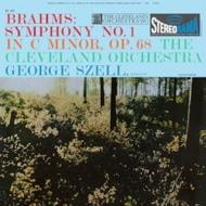 交響曲第1番 ジョージ・セル&クリーヴランド管弦楽団 (アナログレコード/Speakers Corner)