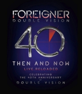 Double Vision: Then And Now (Blu-ray+CD)