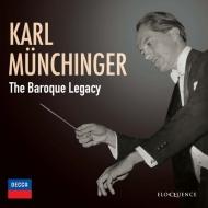 『カール・ミュンヒンガー〜バロック・レガシー』 シュトゥットガルト室内管弦楽団(8CD)