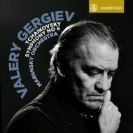 交響曲第6番「悲愴」 ワレリー・ゲルギエフ&マリインスキー歌劇場管弦楽団(2010年パリ・ライブ)(180グラム重量盤レコード)