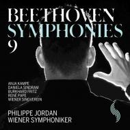 交響曲第9番『合唱』 フィリップ・ジョルダン&ウィーン交響楽団、ウィーン楽友協会合唱団