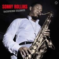 Saxophone Colossus (180グラム重量盤レコード/matchball)