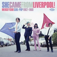 She Came From Liverpool: Merseyside Girl Pop 62-68