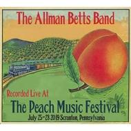 2019 Peach Music Festival (2CD)