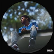 2014 Forest Hills Drive【2019 RECORD STORE DAY BLACK FRIDAY 限定盤】(Picture Disc)(ピクチャー・ヴァイナル仕様/12インチシングルレコード)