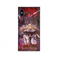 ヴァンピィ ガラスケース (iPhoneX / Xs用)