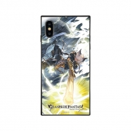 ユーステス ガラスケース (iPhoneX / Xs用)