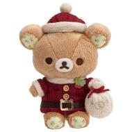 クリスマスぬいぐるみ2019(リラックマ)