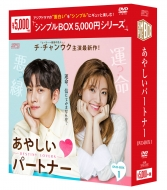 あやしいパートナー 〜Destiny Lovers〜DVD-BOX1(5枚組)<シンプルBOX シリーズ>