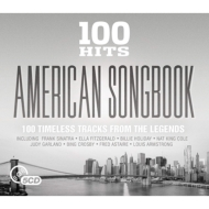 100 Hits: American Songbook (5CD)