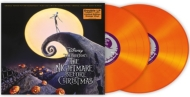 ナイトメアー・ビフォア・クリスマス Nightmare Before Christmas オリジナルサウンドトラック (オレンジ・ヴァイナル仕様/2枚組/180グラム重量盤レコード)
