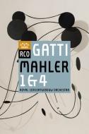 交響曲第1番『巨人』、第4番 ダニエーレ・ガッティ&コンセルトヘボウ管弦楽団、ユリア・クライター