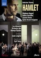 『ハムレット』全曲 テスト演出、ルイ・ラングレ&シャンゼリゼ管弦楽団、ステファン・デグー、サビーヌ・ドゥヴィエル、他(2018 ステレオ)(日本語字幕付)