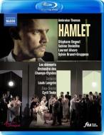 『ハムレット』全曲 テスト演出、ルイ・ラングレ&シャンゼリゼ管弦楽団、ステファン・デグー、サビーヌ・ドゥヴィエル、他(2018 ステレオ)(日本語字幕付・解説付)