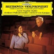 ヴァイオリン協奏曲、三重協奏曲 アンネ=ゾフィー・ムター、ヨーヨー・マ、マーク・ゼルツァー、ヘルベルト・フォン・カラヤン&ベルリン・フィル(シングルレイヤー)
