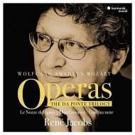 Da Ponte Trilogy: Jacobs / Concerto Koln Freiburge Baroque O