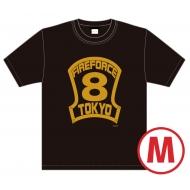 炎炎ノ消防隊×久米繊維 コラボTシャツ 第8特殊消防隊(Mサイズ)
