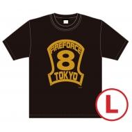 炎炎ノ消防隊×久米繊維 コラボTシャツ 第8特殊消防隊(Lサイズ)
