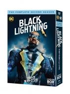 ブラックライトニング<シーズン2>DVD コンプリート・ボックス(3枚組)