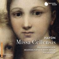 ミサ曲『祝福された聖処女マリアの賛美』 ジャスティン・ドイル&RIAS室内合唱団、ベルリン古楽アカデミー
