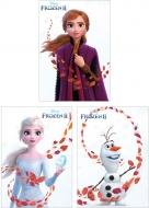 ミニクリアファイル3枚セット / アナと雪の女王2