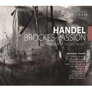 ブロッケス受難曲 リチャード・エガー&エンシェント室内管弦楽団、ロバート・マレイ、コーディ・クアトルバウム、他(3CD)