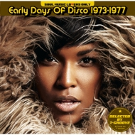 Soul Music Lovers Only -early Days Of Disco 1973-1977 : Selected By T-groove