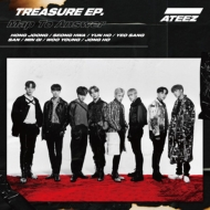 TREASURE EP.Map To Answer 【Type-A】(+DVD)
