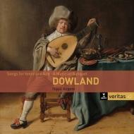 ダウランド:リュート歌曲集、ルネサンス歌曲名曲集 ナイジェル・ロジャース、ポール・オデット、ジョルディ・サヴァール、アントニー・ベイルズ(2CD)