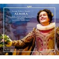 歌劇『アルミーラ』全曲 ポール・オデット、スティーヴン・スタッブス、ボストン古楽音楽祭管弦楽団、エメケ・バラート、他(2018 ステレオ)(4CD)