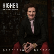 Patricia Barber (パトリシア・バーバー)/Higher: Song Cycle (33rpm Edition)