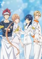 Shokugeki No Soma Kami No Sara Blu-Ray Box