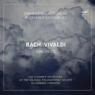 Keyboard Concerto, 1, 4, 5, : Steen-nokleberg(P)Loskutov / Vologda Philharmonic +vivaldi: Cello: Zagorinsky(Vc)