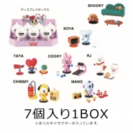 UNIVERSTAR Vol.1 / BT21 【7個入り1BOX】