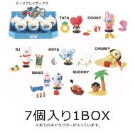 UNIVERSTAR Vol.2 / BT21 【7個入り1BOX】