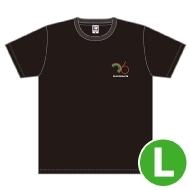 Tシャツ(L)/ Music Rainbow 06
