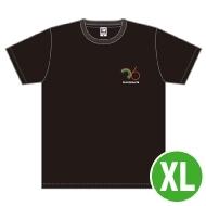 Tシャツ(XL)/ Music Rainbow 06