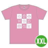 麻倉もも Tシャツ(XXL)/ Music Rainbow 06