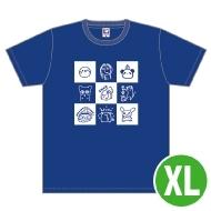 雨宮天 Tシャツ(XL)/ Music Rainbow 06