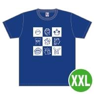 雨宮天 Tシャツ(XXL)/ Music Rainbow 06
