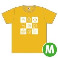 夏川椎菜 Tシャツ(M)/ Music Rainbow 06