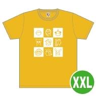 夏川椎菜 Tシャツ(XXL)/ Music Rainbow 06