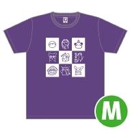 寿美菜子 Tシャツ(M)/ Music Rainbow 06