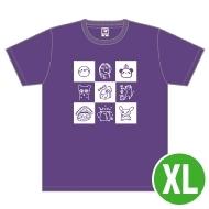 寿美菜子 Tシャツ(XL)/ Music Rainbow 06