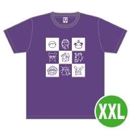 寿美菜子 Tシャツ(XXL)/ Music Rainbow 06